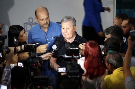 Prefeito Arthur Neto quer antecipação da campanha contra a gripe em Manaus