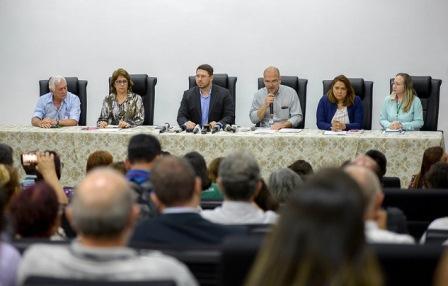 Município e Estado anunciam medidas para conter avanço de casos de Gripe