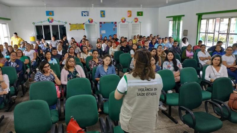 Prefeitura de Parintins intensifica trabalho para evitar novos casos de H1N1