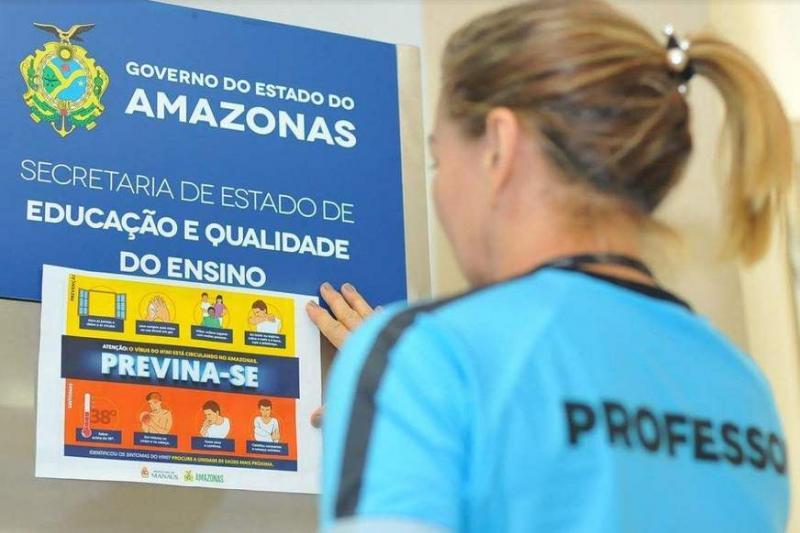 Boletim da FVS confirma 72 casos de Influenza A H1N1 no Amazonas