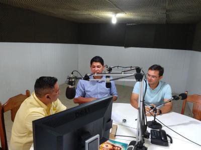 Carnaboi é sucesso dentro do Carnailha e será avaliado, diz Bi Garcia ao comemorar números