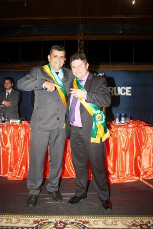 Prefeito Nenê e vice Mantegão cassados em 1ª Instâcia pelo juiz eleitoral