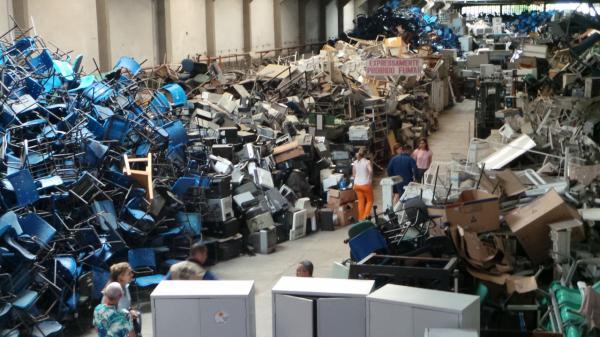 Governo do Estado estima receita de R$ 3 milhões com leilão de bens móveis inservíveis