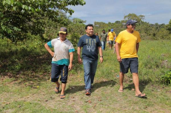 Comunidades do Uaicurapá ganharão poços artesianos