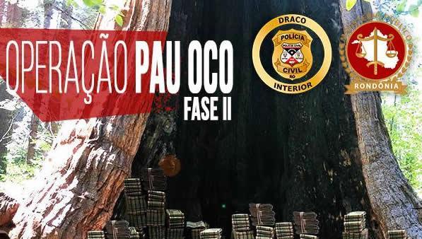 Ex-governador de RO é alvo de operação que investiga crimes ambientais