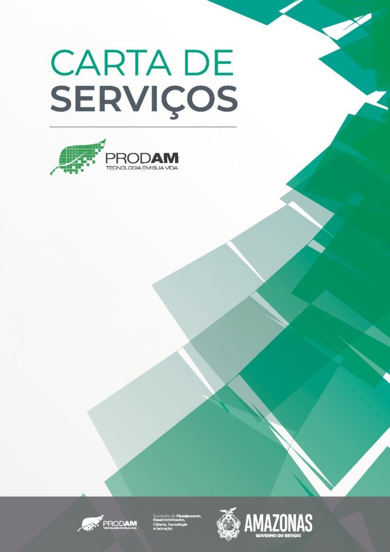 Prodam disponibiliza Carta de Serviços ao Cidadão