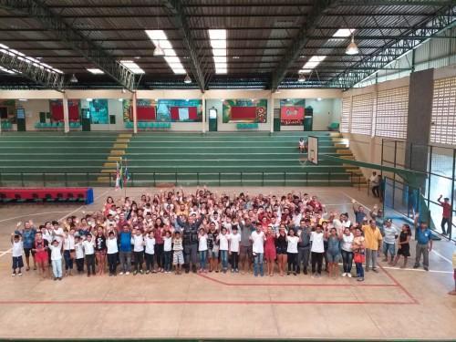 PM cria Pelotão Mirim em Maués e Tabatinga com a participação de 250 crianças