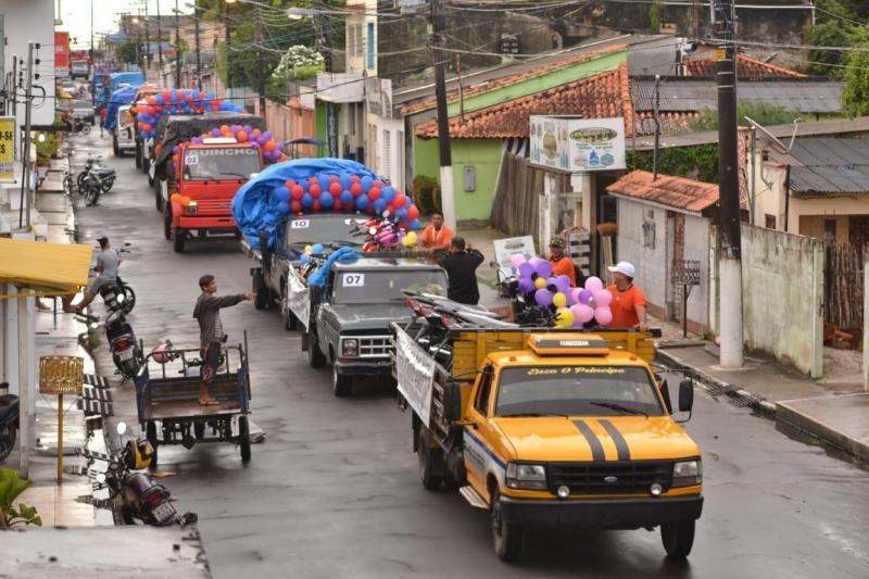 Prefeitura faz festão de prêmios do Dia das Mães neste sábado