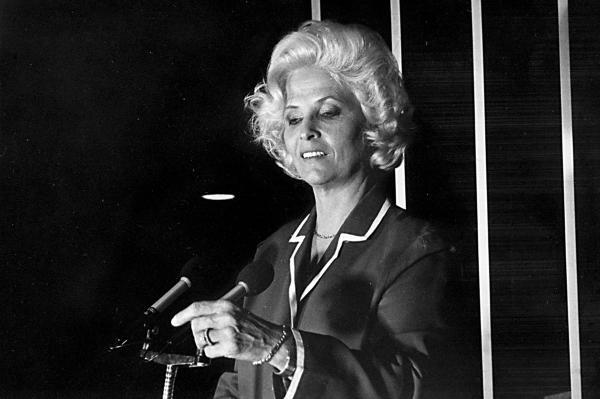 Eunice Michiles a 1ª mulher e mãe senadora do Brasil