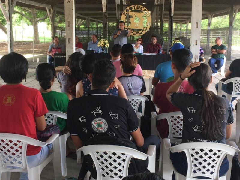 Prefeitura e UFAM farão cooperação para estágio de zootecnia