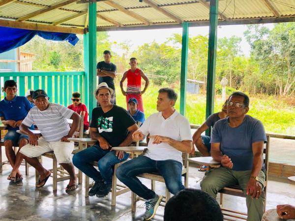 OAB/Pin é solicitada para intermediar ação contra desmatamento no Igarapé-Açu
