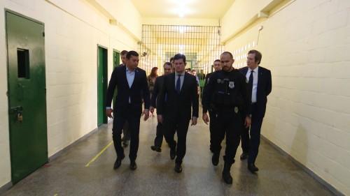 Governador Wilson Lima firma compromisso de cooperação com ministro Sergio Moro