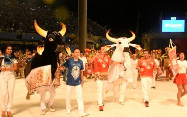 Juízes de Barreirinha, Parintins e Maués na  Comissão de Jurados do Festival Folclórico 2019