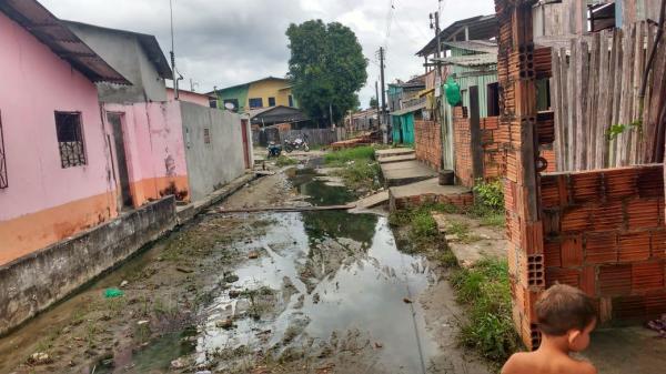 Saullo Vianna pede da Seinfra inclusão de ruas do Itaúna 1 e Itaúna 2 nos serviços de asfaltamento