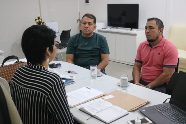 Setrab alinha ações com prefeitura de Boa Vista do Ramos