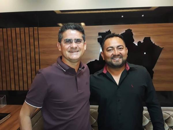 David Almeida confia a Fabrício Rocha o AVANTE para a eleição de 2020