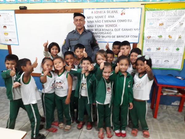 PROERD Kids Parintins certifica alunos