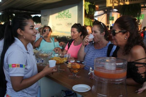 Em Parintins, Turistódromo atrai mais de dez mil pessoas durante o período bovino