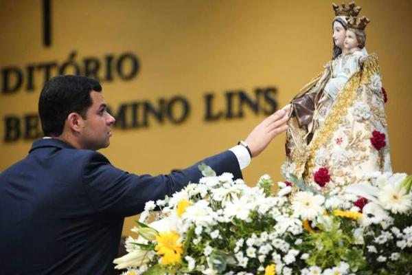 Padroeira de Parintins recebe homenagem na Aleam proposta do dep Saullo Vianna