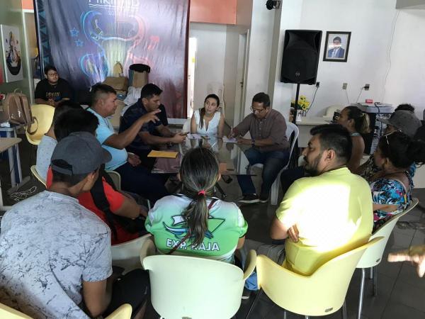 Prefeitura define detalhes do 16º Festival Folclórico do Mocambo