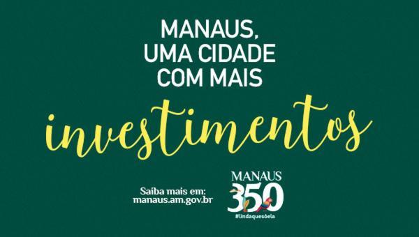 Manaus, uma cidade melhor