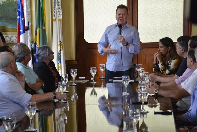 Bosque da Ciência estará reaberto neste sábado, anuncia prefeito Arthur Neto