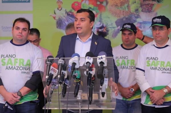 Governo do Amazonas já investiu, em seis meses, mais de R$ 100 milhões no setor primário