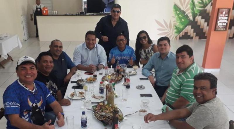 Karu Carvalho intensifica campanha e recebe apoio de sócios em Manaus