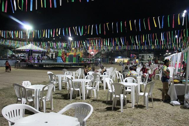 Festivais folclóricos nos bairros acontecem em mais seis locais neste fim de semana