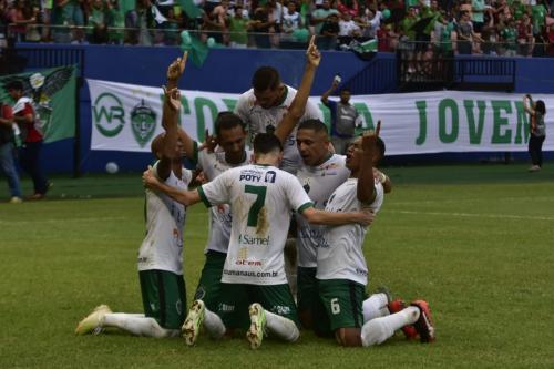 Final entre Manaus x Brusque acontece dia 18 de agosto, na Arena Vivaldo Lima