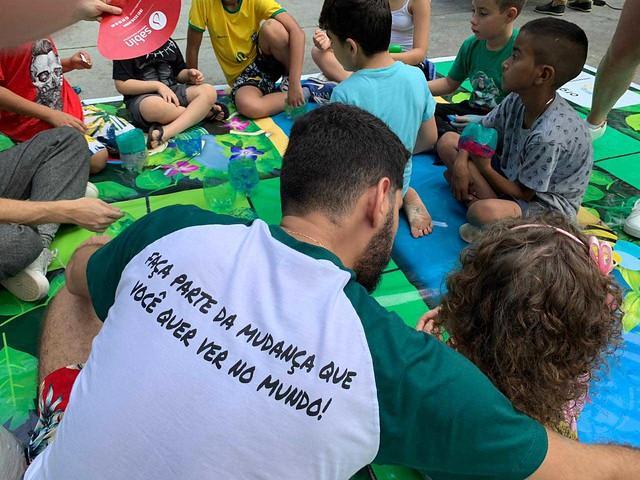 Programação especial de Dia dos Pais no Parque da Criança em Manaus