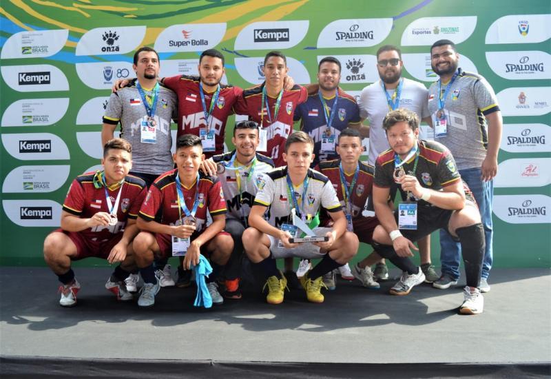 Amazonas dá show de participação na Conferência Norte dos Jogos Universitários Brasileiros e classifica sete equipes para a etapa nacional