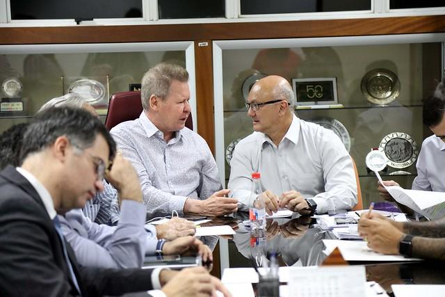 Obras de revitalização das vias do Distrito de Manaus vão ganhar celeridade