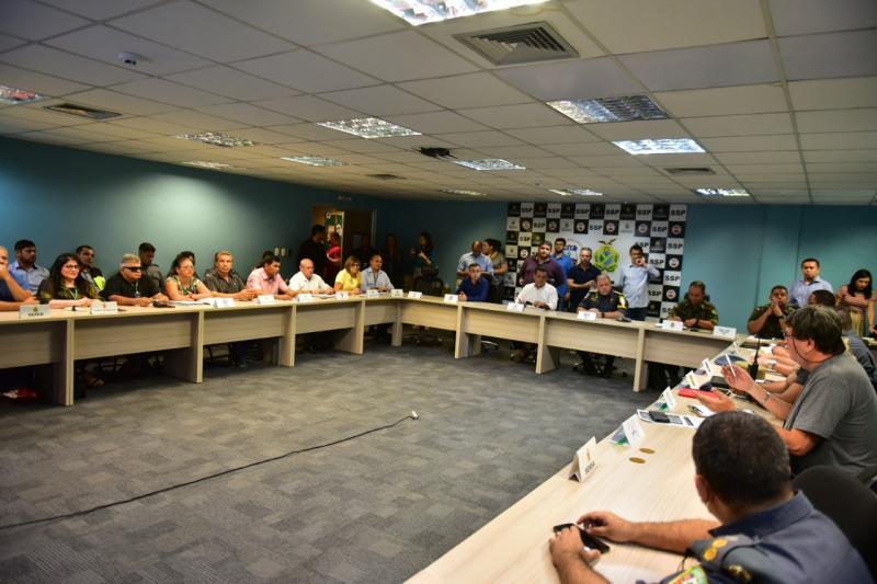 Governo do Estado monta grande estrutura para jogo final da Série D entre Manaus e Brusque