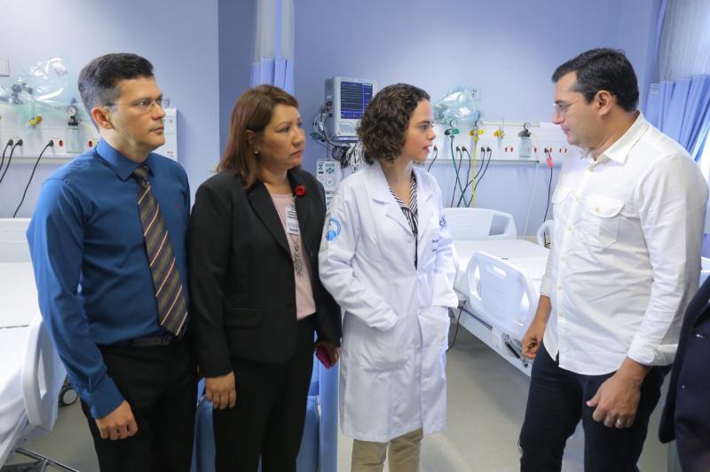 Governo do Amazonas já pagou R$ 1,077 bilhão para fornecedores e prestadores de serviços da saúde, em 2019