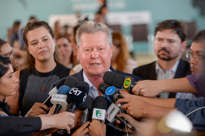 Que a ONU reconheça o Dia da Amazônia, diz o prefeito de Manaus em abertura do 1º Fórum das Cidades Amazônicas
