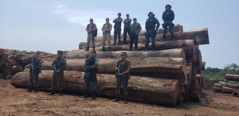 Operação contra desmatamento e queimadas no sul do Amazonas multa empreendimentos em mais de R$ 1,7 milhões