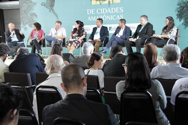 Cidades amazônicas formalizam pacto em prol do desenvolvimento sustentável