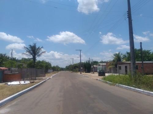 Seinfra intensifica obras de recuperação em São Sebastião do Uatumã
