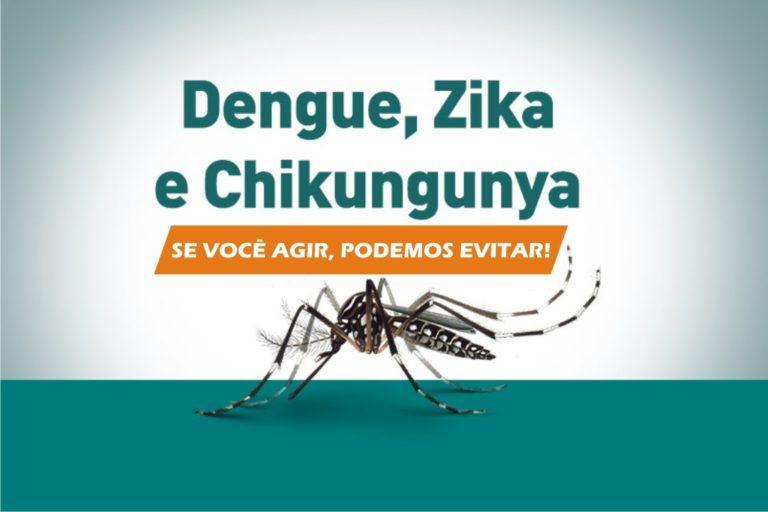 Casos de dengue e zika reduziram no Amazonas