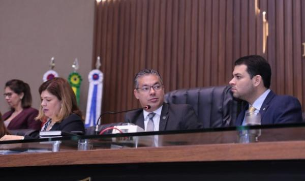 Josué Neto abre evento de preparação às Emendas Impositivas ao Orçamento 2020