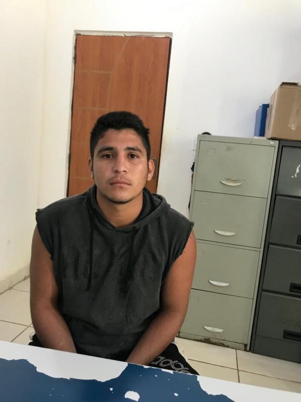 Polícia Civil prende jovem por homicídio ocorrido em junho deste ano, em Iranduba