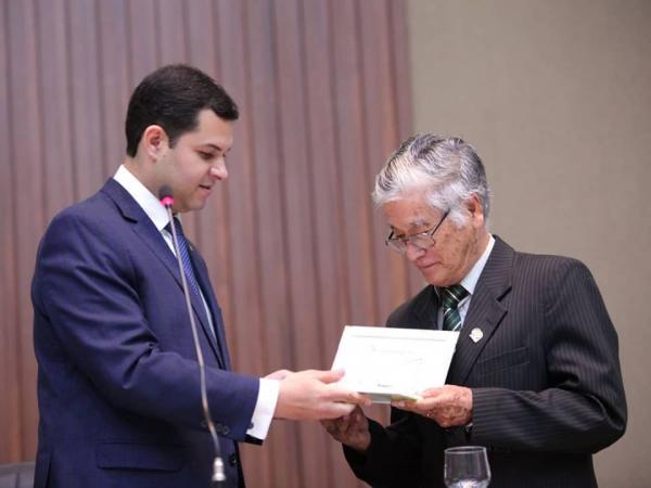 Deputado Saullo comanda sessão dos 90 anos da imigração japonesa
