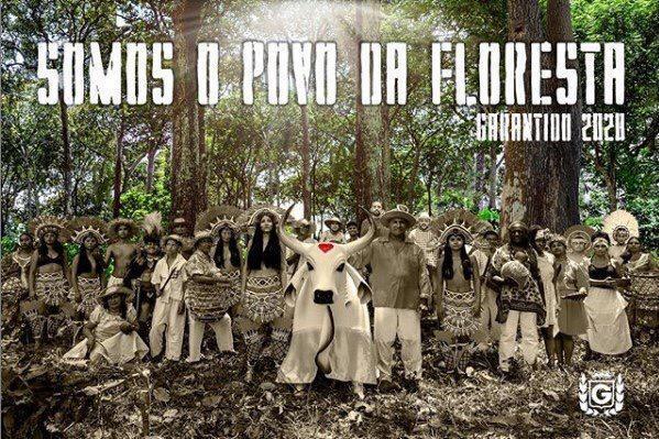 Garantido 2020: Somos o Povo da Floresta