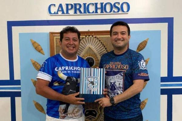 Edwan Oliveira integra Conselho de Artes do Caprichoso para festival de 2020