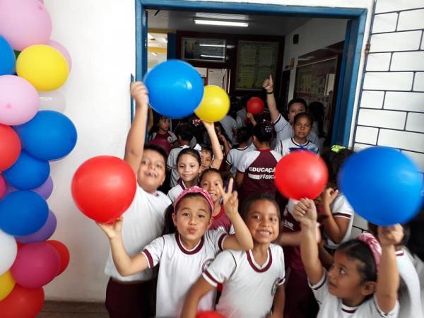 Escola: lugar de amor e lembranças