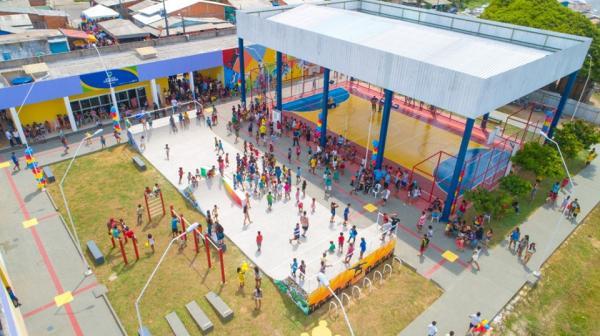 Bi Garcia inaugura Estação da Cidadania João do Carmo