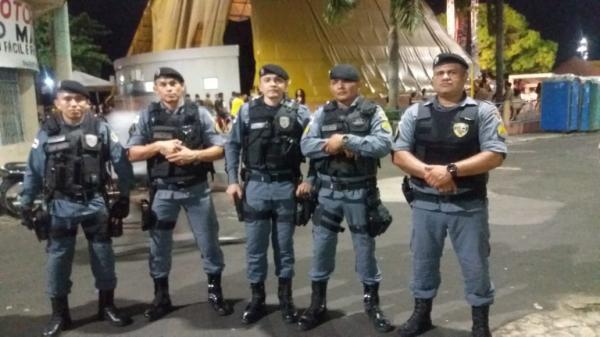 Polícia Militar garantiu segurança tranquila nos 4 dias de festa dos 167 anos de Parintins