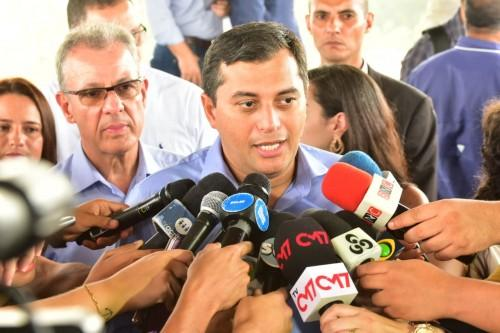 Wilson Lima diz que maior produção de gás natural abrirá novo ciclo de desenvolvimento no AM