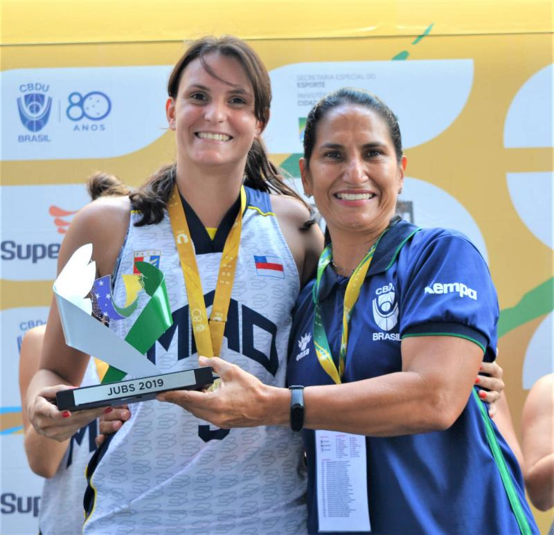 Sejel apoia atletas para participar da fase final dos Jogos Universitários Brasileiros
